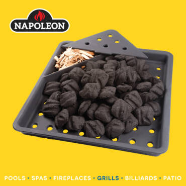 USING CHARCOAL IN YOUR GAS GRILL